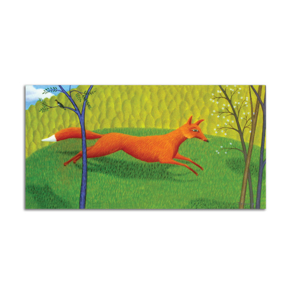 The Fox by Jane Troup