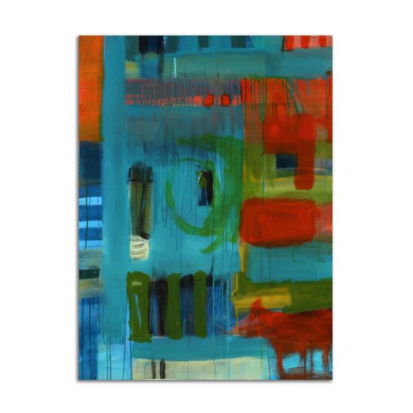 The Gate by Stephanie Cramer
