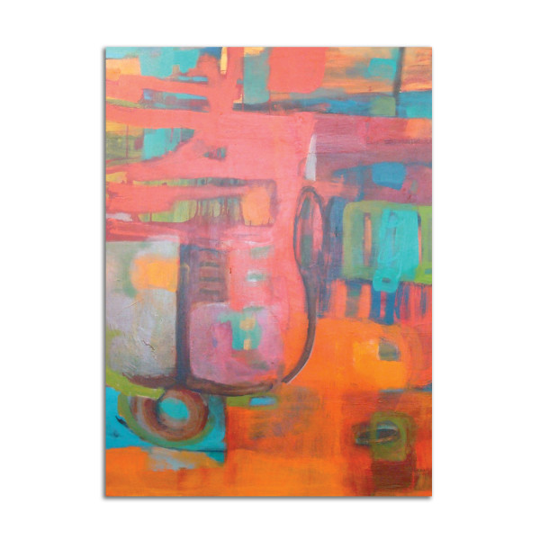 The Key by Stephanie Cramer