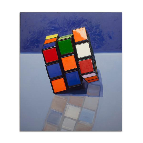Unresolved Rubik's by Jared Gillett
