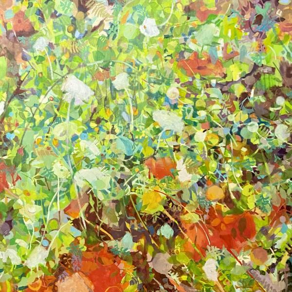Gated Garden: GROW by Jean Lee Cauthen