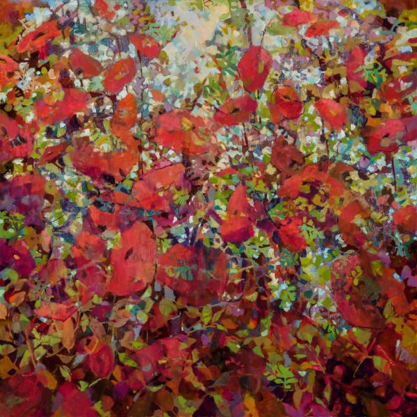Secret Garden: Climb by Jean Lee Cauthen