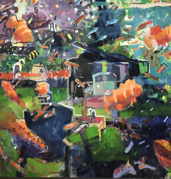 When Matisse Freed The Goldfish by Jean Lee Cauthen