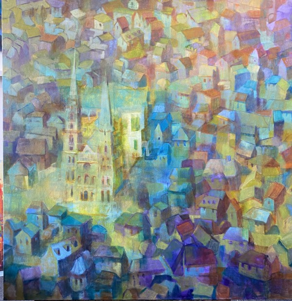 One Night In Chartres by Jean Lee Cauthen