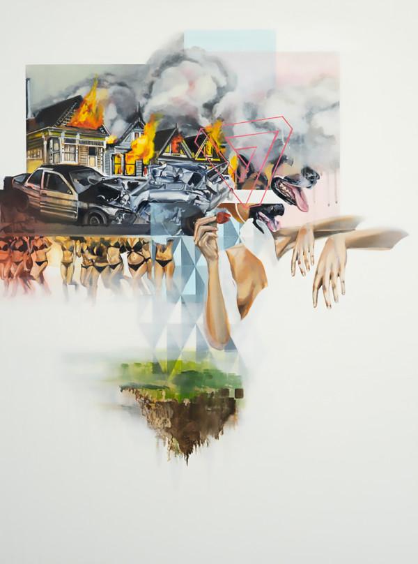 Heatwave by Janelle W Anderson