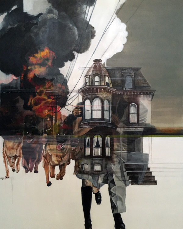 In Case of Fire by Janelle W Anderson