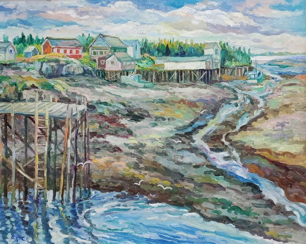 Grand Manan by Anthony Pace