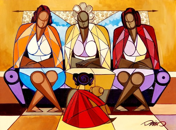 Women of Wisdom by Tariq Mix