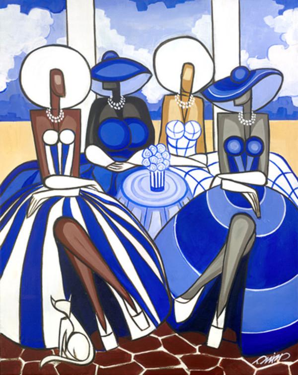 BLUTIFUL LADIES by Tariq Mix