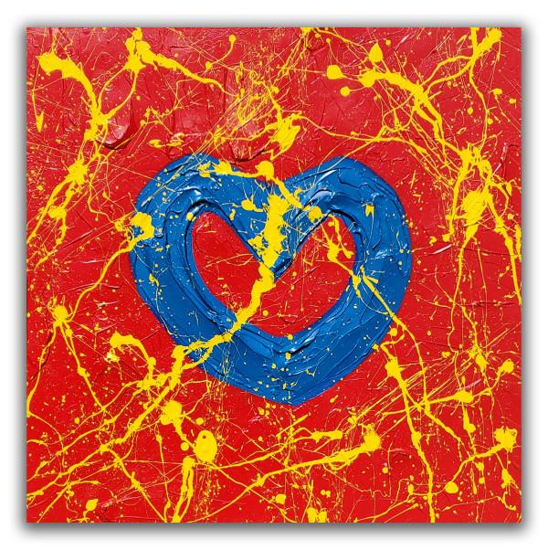 HEART OF A SUPERHERO
