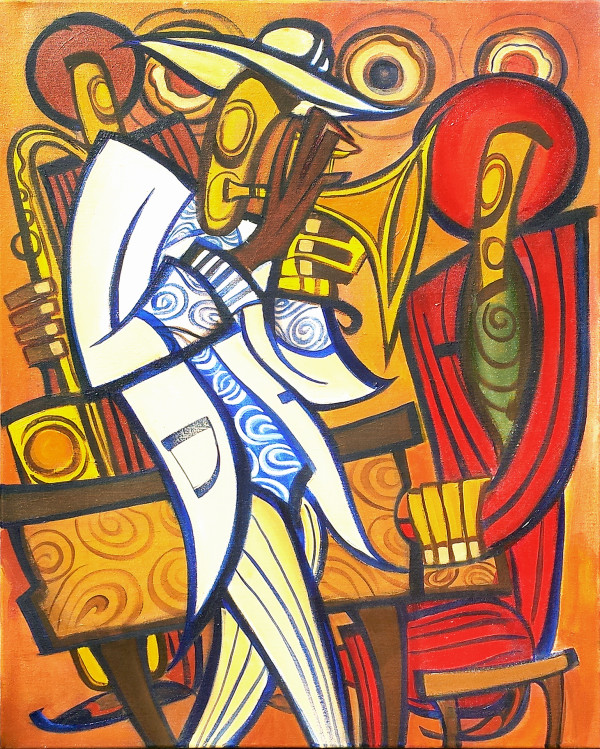 Mo Jazz On Main by Tariq Mix