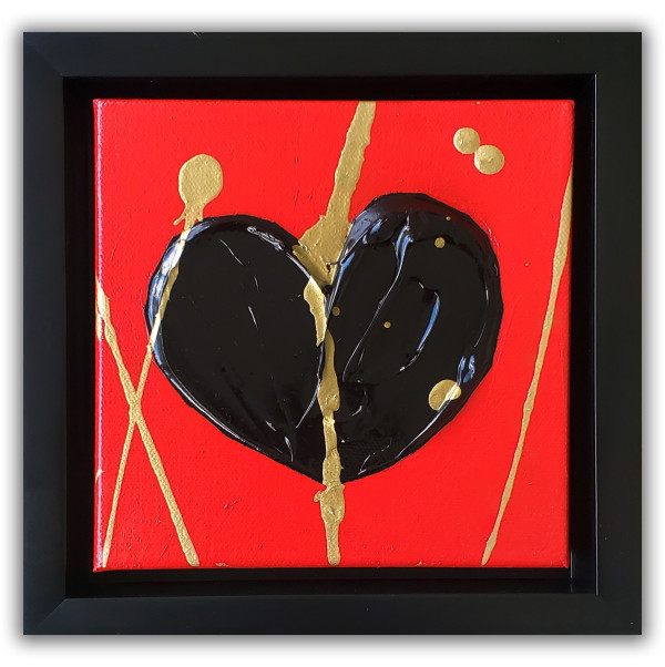 RED BLACK GOLD S hb4