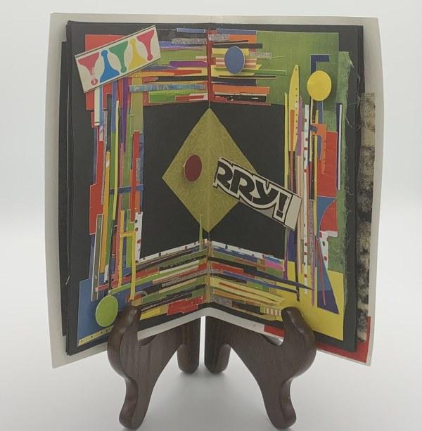 20. Cathode Ray Tube by Kathy Bayard