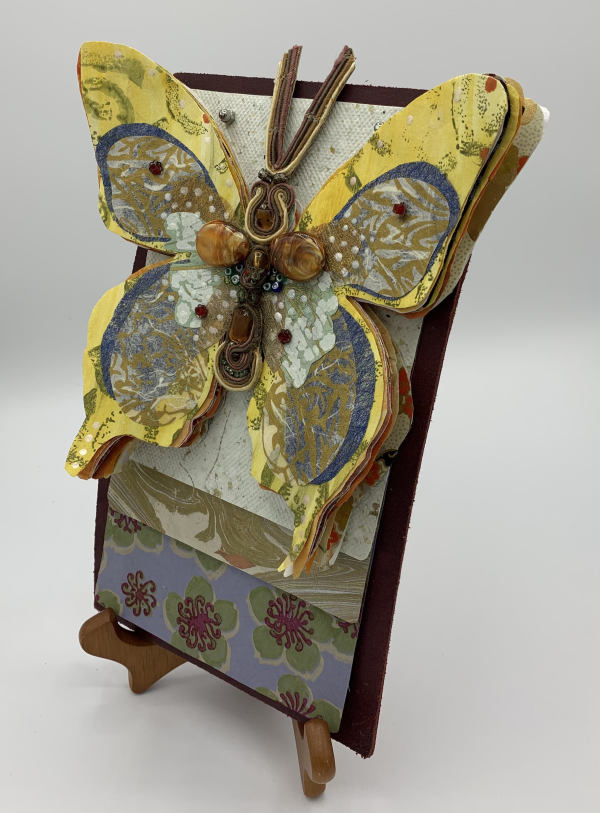 23. Jeweled Butterfly by Kathy Bayard