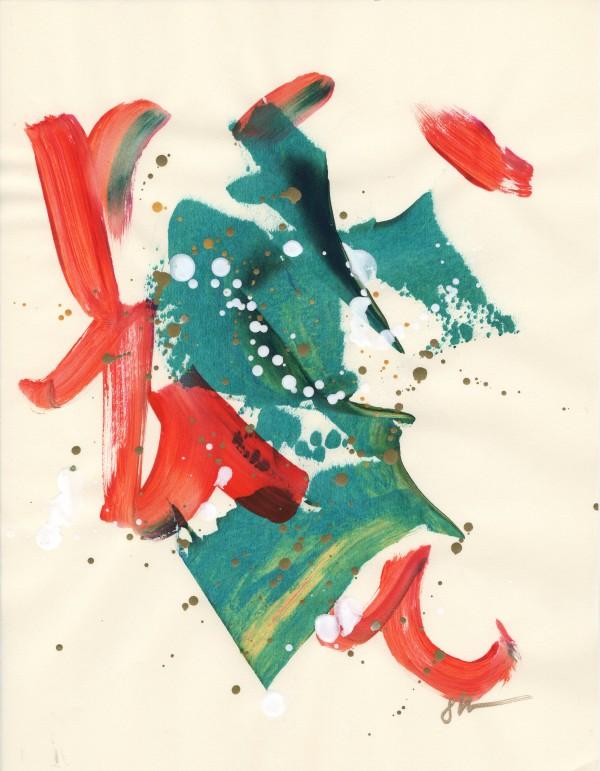 Ocean Roar by Sonya Kleshik