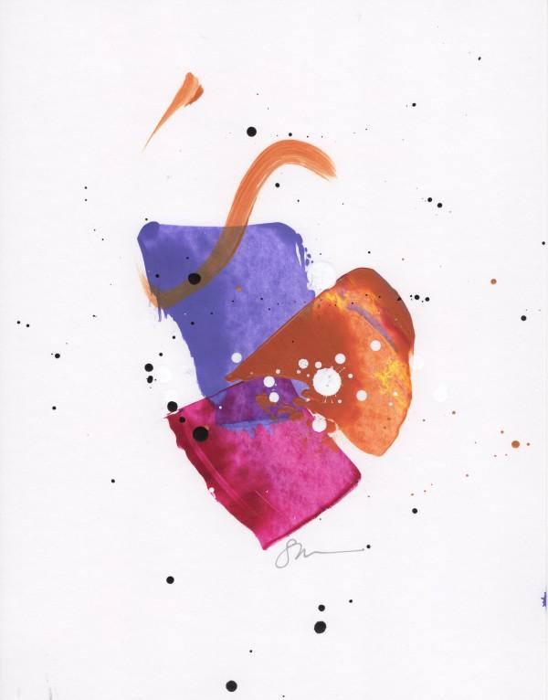 Flower Bud 2 by Sonya Kleshik