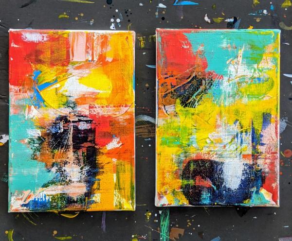 New Ground by Sonya Kleshik