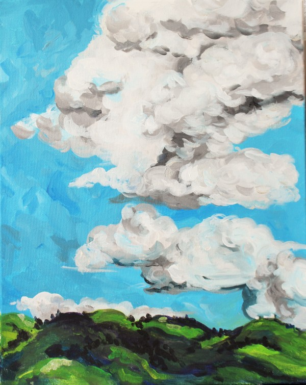 Clouds by Sonya Kleshik