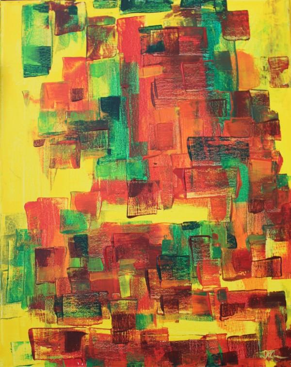 Sunflowers by Sonya Kleshik