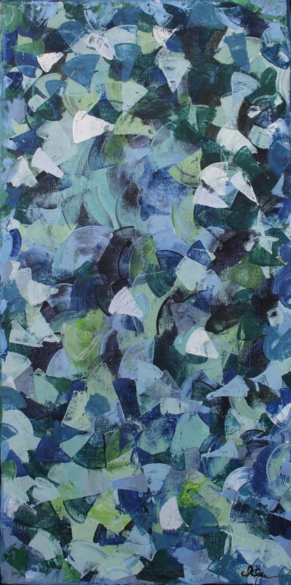 Waves by Sonya Kleshik