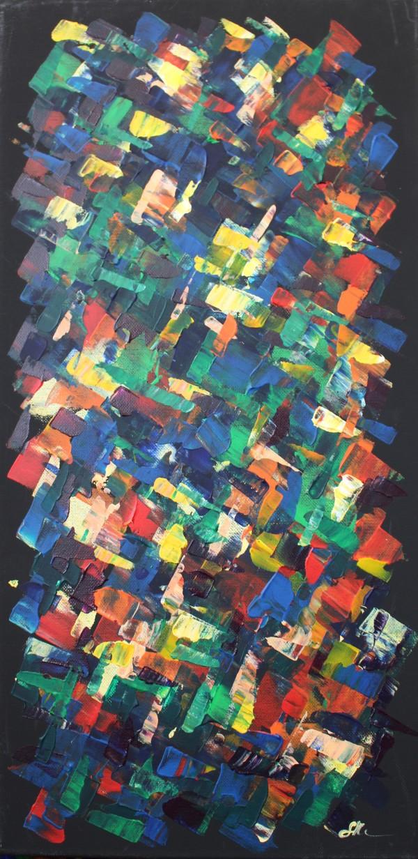 Kaleidoscopic Vision by Sonya Kleshik