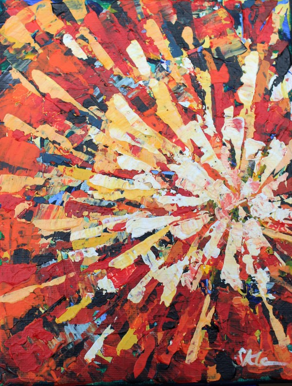 Starburst by Sonya Kleshik