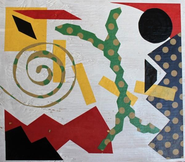 Domino Effect by Sonya Kleshik