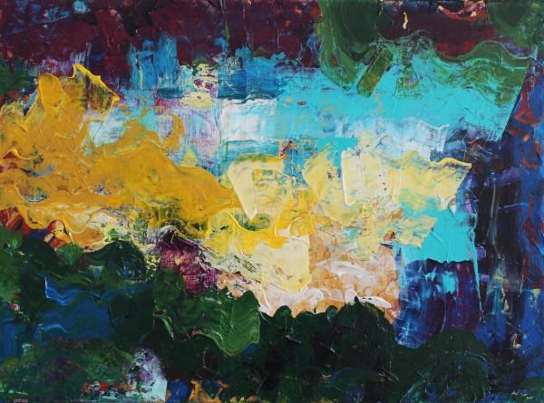 The Sea by Sonya Kleshik