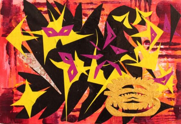 Dragon by Sonya Kleshik