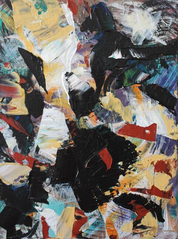 The Flight of Shadow by Sonya Kleshik
