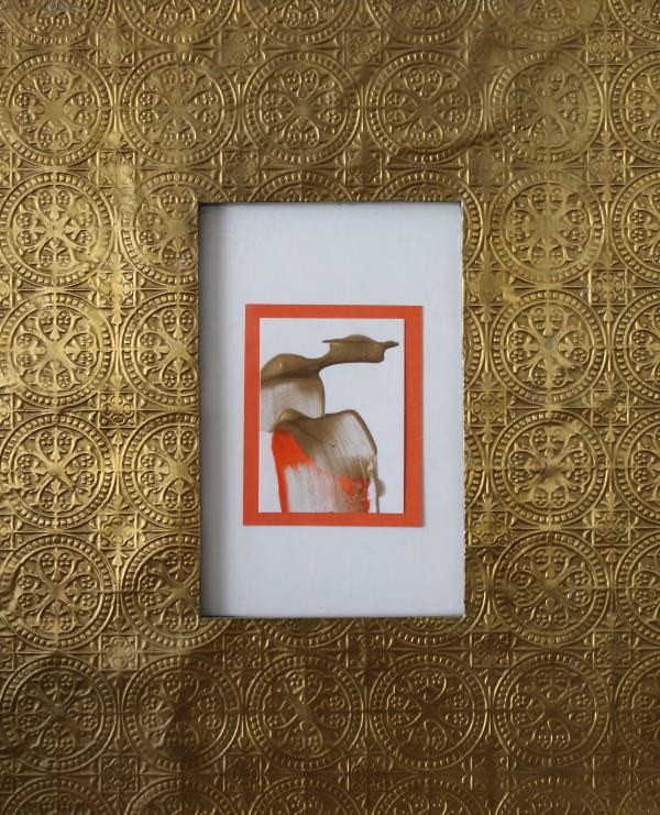 Golden Arrow by Sonya Kleshik