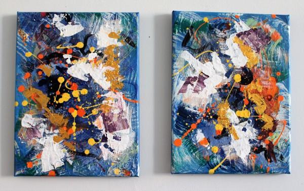 Dual Dream by Sonya Kleshik