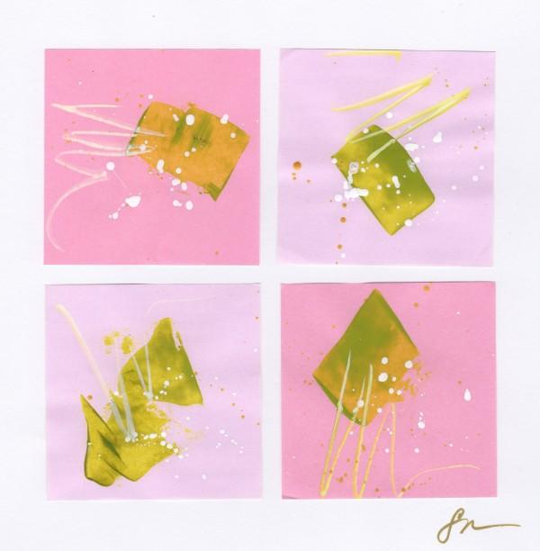 Origami Abstract 12 by Sonya Kleshik
