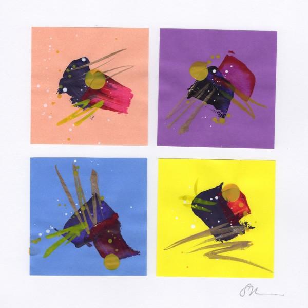 Origami Abstract 16 by Sonya Kleshik