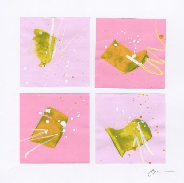 Origami Abstract 17 by Sonya Kleshik