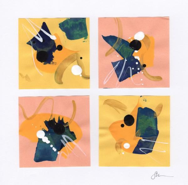 Origami Abstract 25 by Sonya Kleshik
