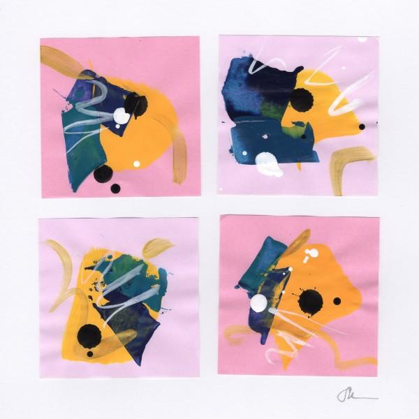 Origami Abstract 26 by Sonya Kleshik