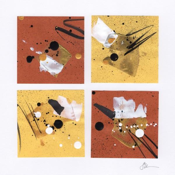 Origami Abstract 30 by Sonya Kleshik