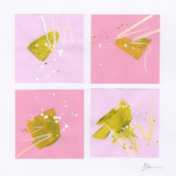 Origami Abstract 31 by Sonya Kleshik