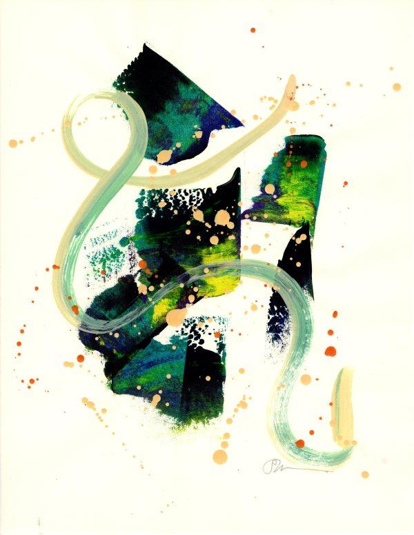 Sprout 3 by Sonya Kleshik