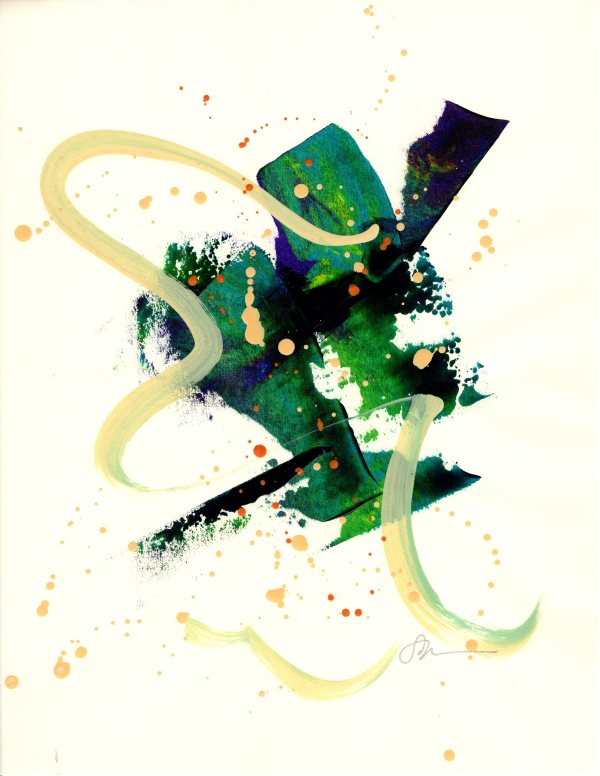 Sprout 4 by Sonya Kleshik