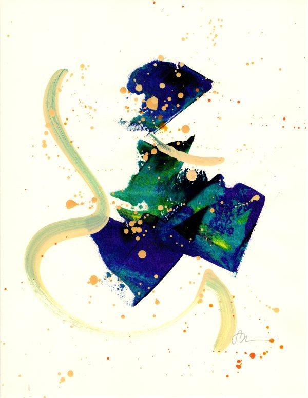 Sprout 5 by Sonya Kleshik
