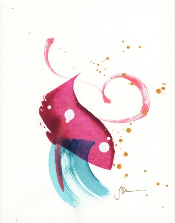 Falling Tide by Sonya Kleshik