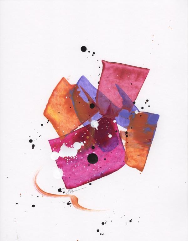 Flower Bloom by Sonya Kleshik