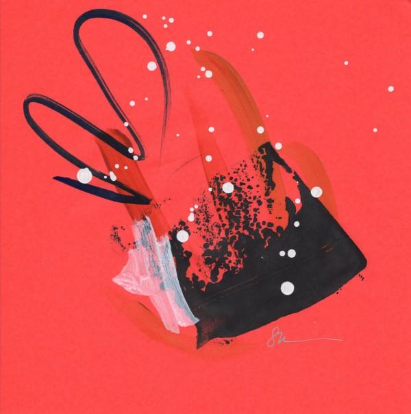 Origami Abstract 1 by Sonya Kleshik