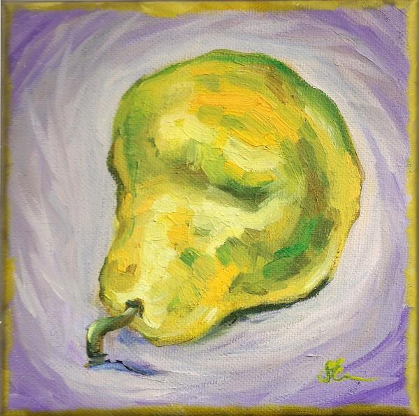 Pear II by Sonya Kleshik