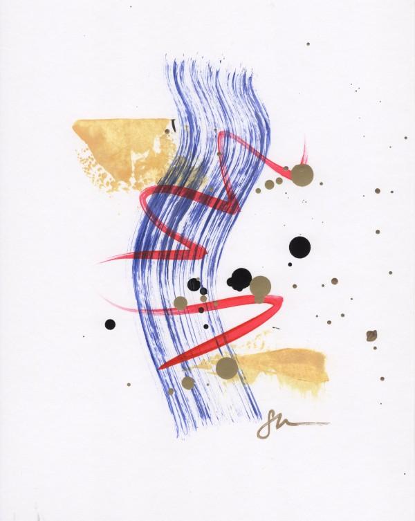 Winding Road 1 by Sonya Kleshik