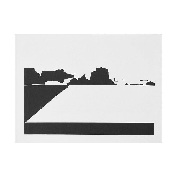 Futuristische Landschaft