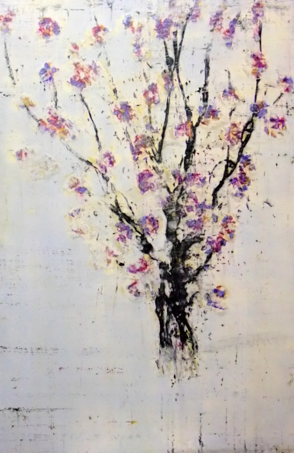Hana Eregantana (Elegant Blossoms) by Bernard Weston