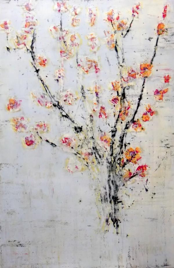 Eregantona Aka (Elegant Red) by Bernard Weston